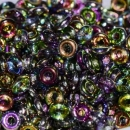 O-Beads 3,8mm x 1mm crystal magic orchid (5 Gramm)