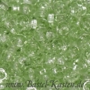 O-Beads 3,8mm x 1mm peridot (5 Gramm)