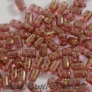 Rulla 3 x 5 mm crystal red luster (10 Gramm)