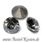 Preview: Swarovski Round Stone 1028 6mm Crystal Silver Shade