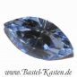 Preview: Swarovski Fancy Stone 4200 light sapphire 10 x 5mm (1 Stück)