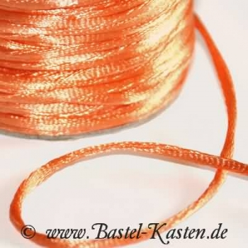 Satinband ca. 2,5mm lachs (1 Meter)