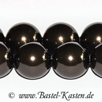 Crystal-Pearl 5810 10 mm  deep brown (5 Stück)