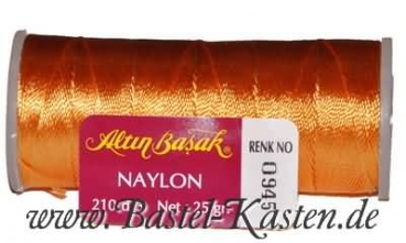 Altin Basak Nylon-Garn orange (1 Spule á 25g) 2004