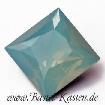 Swarovski Princess Square  4447 pacific opal 12mm (1 Stück)