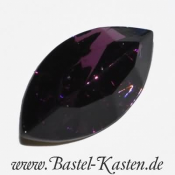 Swarovski Fancy Stone 4200/2 table cut amethyst 15 x 7mm (1 Stück)