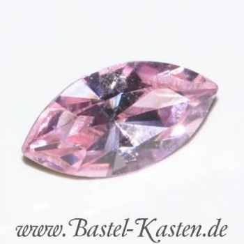 Swarovski Fancy Stone 4200 light rose 10 x 5mm (1 Stück)