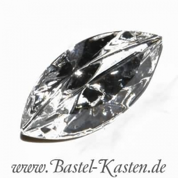 Swarovski Fancy Stone 4228 crystal silver shade 15 x 7mm (1 Stück)