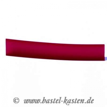 PVC-Band weinrot 6mm (ca. 8cm)