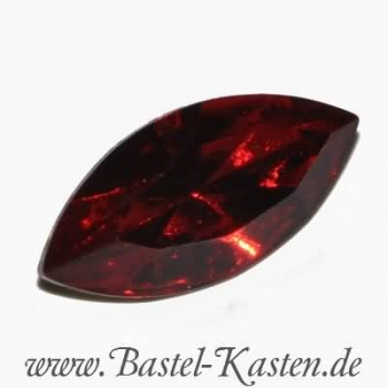 Swarovski Fancy Stone 4200/2 table cut siam 15 x 7mm (1 Stück)