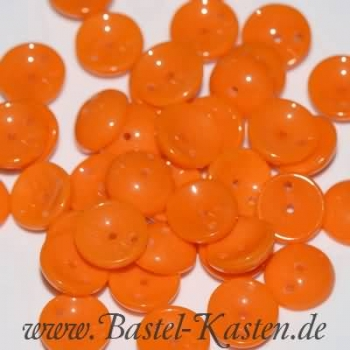 Piggy Bead ®  4 x 8mm orange opaque (25 Stück)