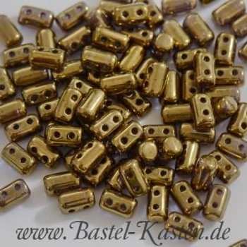Rulla 3 x 5 mm crystal gold (10 Gramm)