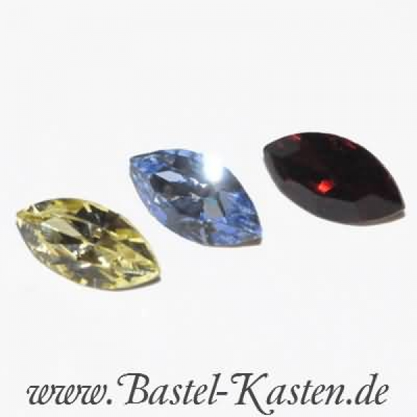Swarovski Fancy Stone 4200 light sapphire 10 x 5mm (1 Stück)